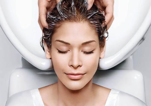 Hair-massage